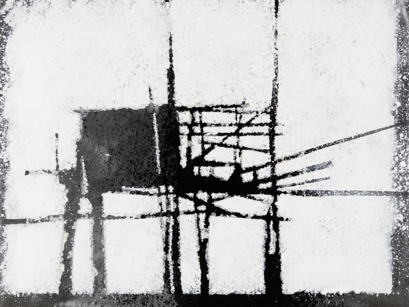 Tecn.mista su lamiera  cm.48x62 08 002